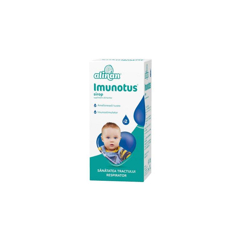 Sirop Imunotus Alinan, 150 ml, Fiterman drmax.ro