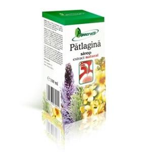 Sirop de Patlagina, 100 ml, Omega Pharma imagine produs 2021