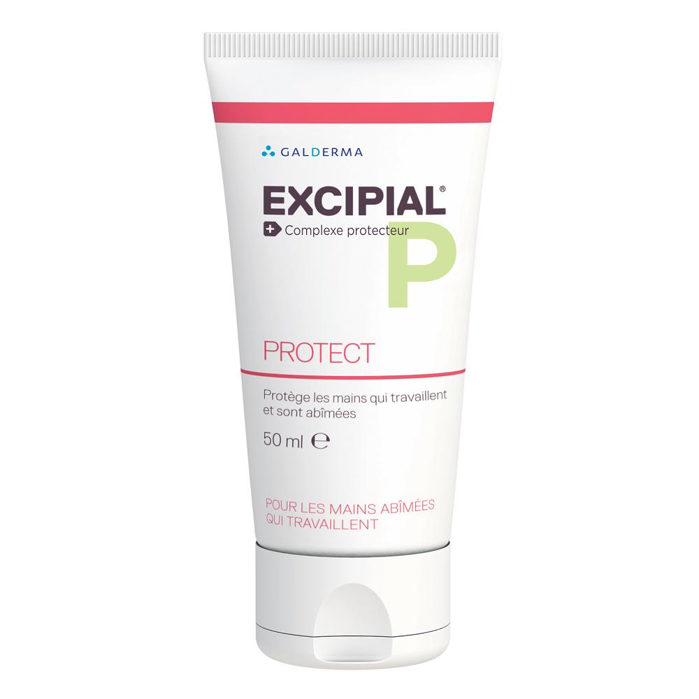 Crema protectoare pentru maini Excipial P Protect, 50ml, Galderma imagine produs 2021