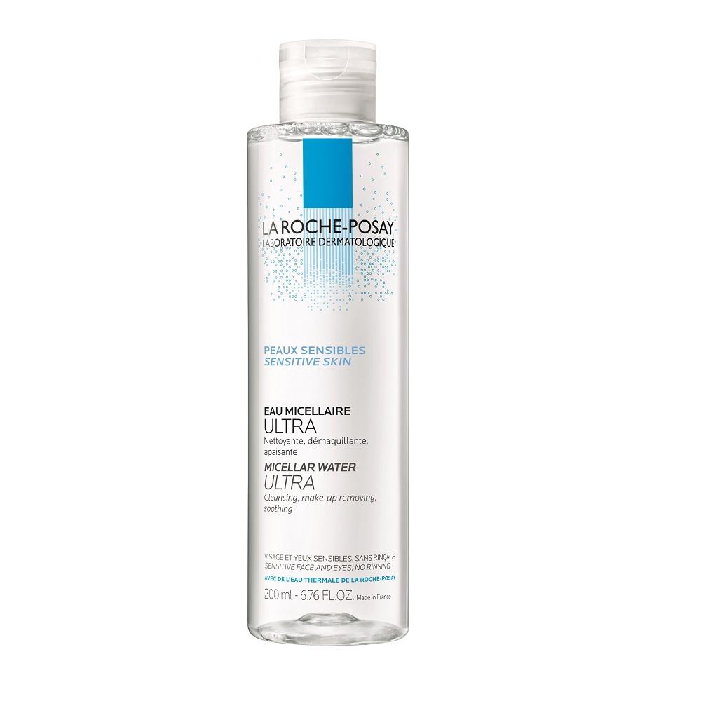 Apa micelara ultra pentru piele sensibila, 200 ml, La Roche-Posay imagine produs 2021