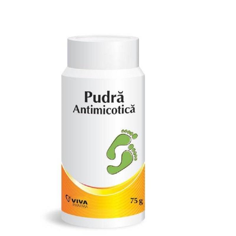 Pudra antimicotica, 75g, Vitalia drmax.ro