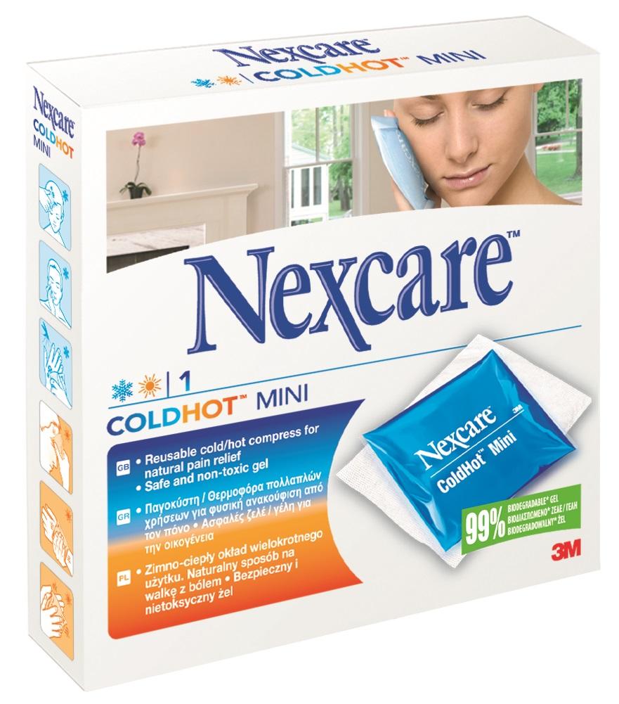 Compresa ColdHot Mini pentru terapie cald/rece, 10x26 cm, Nexcare imagine produs 2021