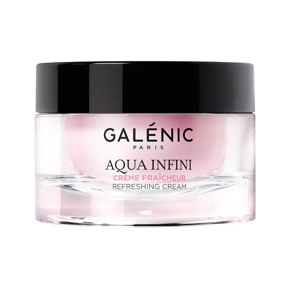 Crema reconfortanta pentru ten normal-uscat Aqua Infini, 50 ml, Galenic drmax.ro