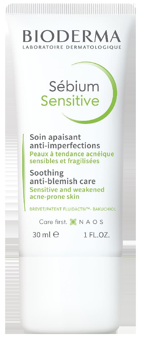 Gel Sebium Sensitive, 30ml, Bioderma drmax.ro