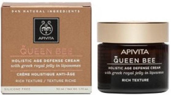 Apivita Queen Bee Crema rich 50ml imagine produs 2021