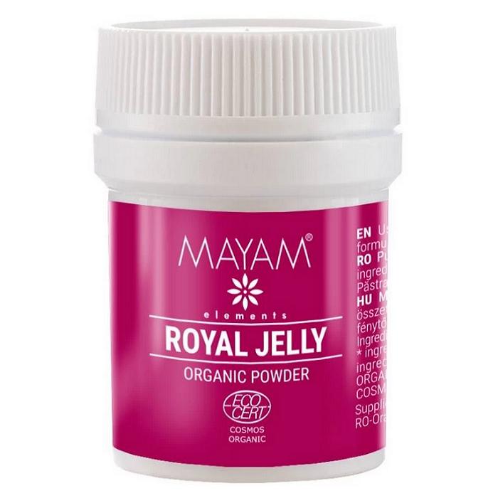 Pudra laptisor de matca, 5g, Mayam imagine 2021 drmax.ro