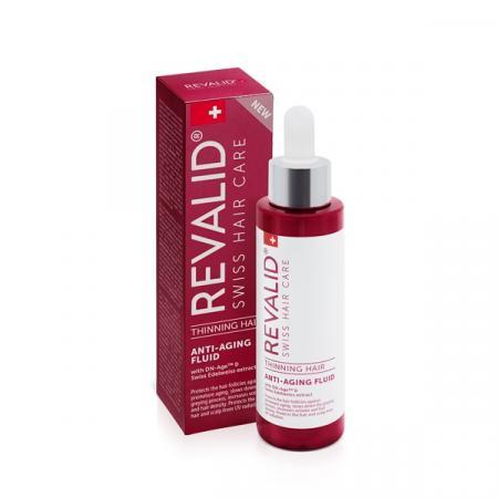 Fluid anti-imbatranire pentru par Revalid, 100ml, Ewopharma drmax.ro