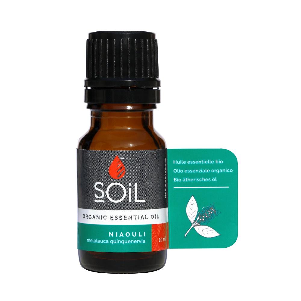 Ulei Bio Esential Niaouli, 10ml, Soil drmax.ro