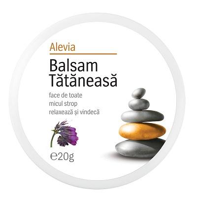Balsam de tataneasa, 20g, Alevia drmax.ro
