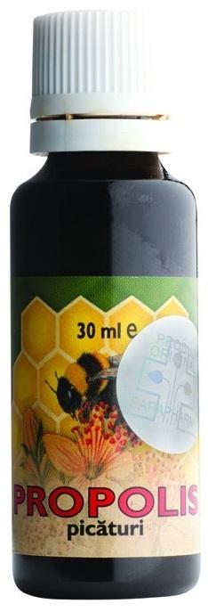 Propolis picaturi, 30 ml, Parapharm drmax.ro