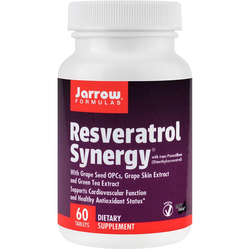 Resveratrol Synergy, 60 tablete, Secom imagine produs 2021