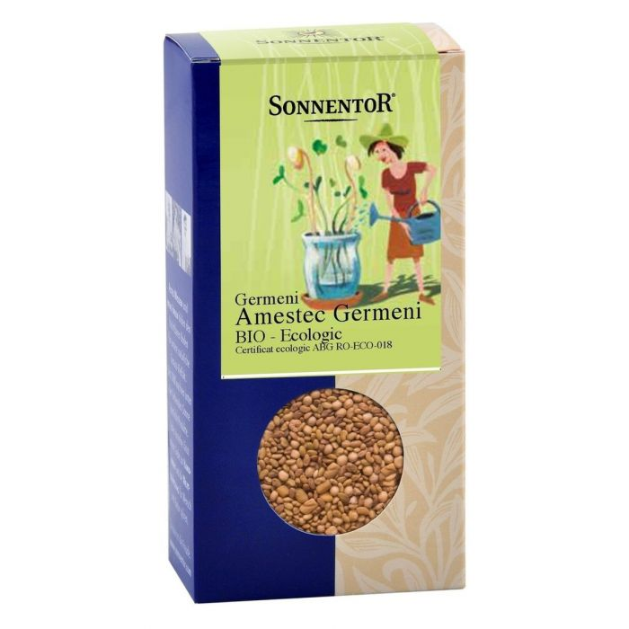 Seminte Bio - Amestec Germeni, 120g, Sonnentor drmax.ro