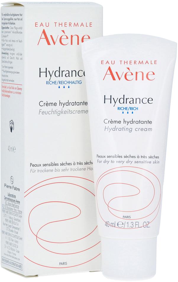 Crema hidratanta Hydrance Riche Cohederm, 40 ml, Avene imagine produs 2021