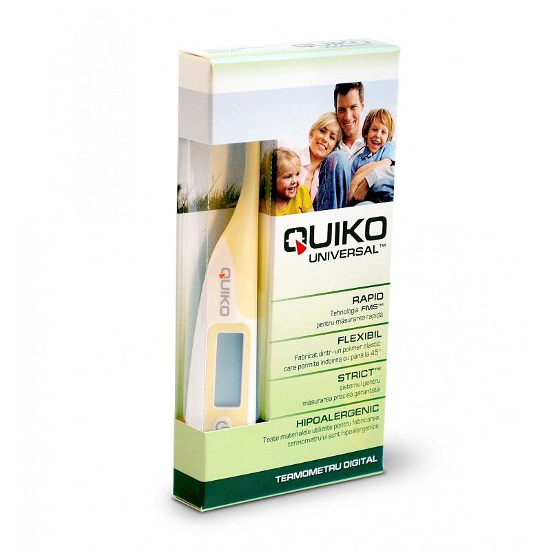 Termometru digital Quiko Universal, 1 bucata, Unicoms la preț mic imagine