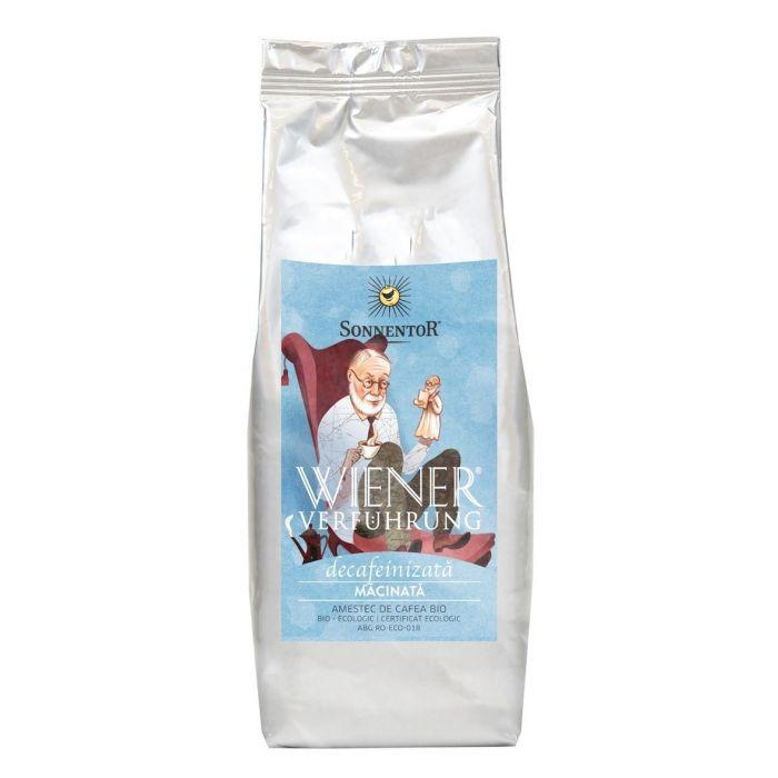 Cafea Bio - Ispita Vieneza - Decafeinizata, 500g, Sonnentor drmax.ro