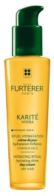Crema hidratanta leave-in penru par uscat Karite Hydra, 100 ml, Rene Furterer drmax.ro