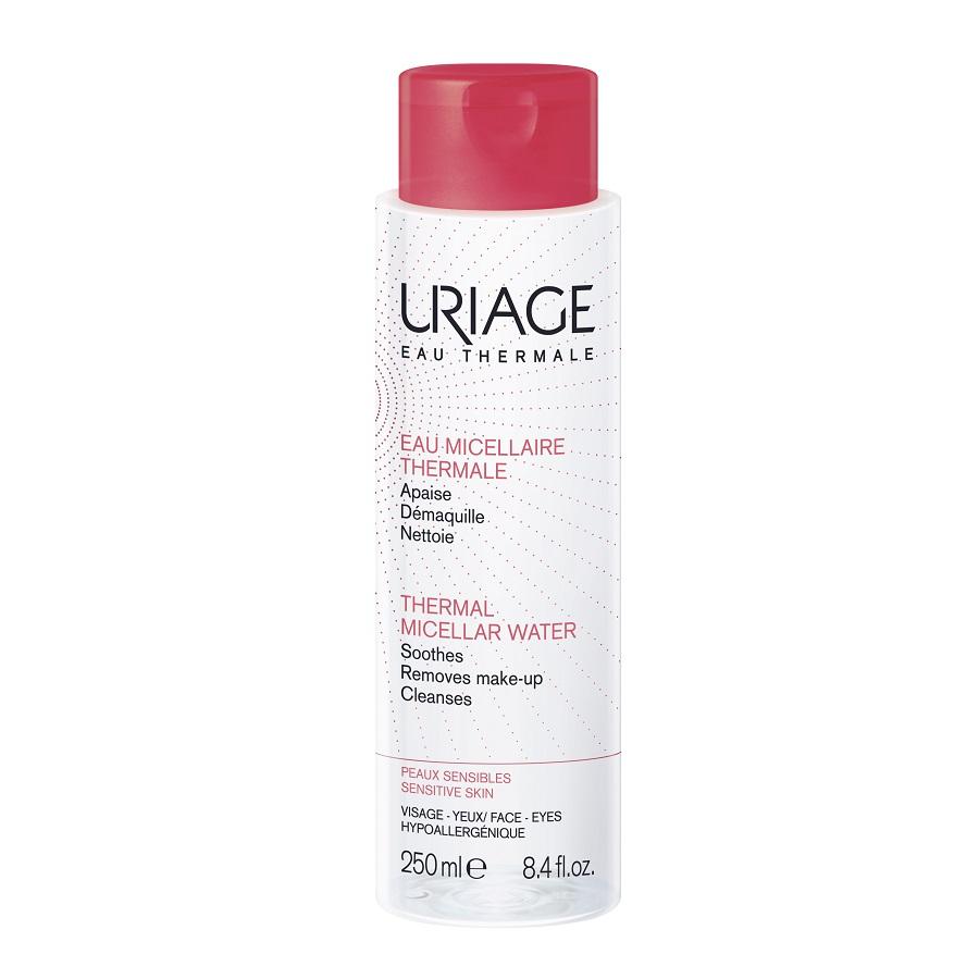 Apa micelara termala pentru piele intoleranta, 250 ml, Uriage drmax.ro