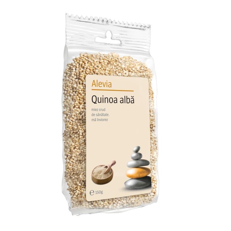 Quinoa alba, 150g, Alevia imagine produs 2021