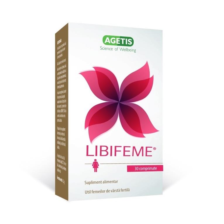 Libifeme, 30 comprimate, Agetis drmax.ro