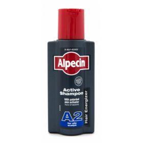 Sampon pentru scalp gras Activ 2, 250ml, Alpecin la preț mic imagine