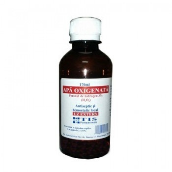 Apa oxigenata, 170 ml, Tis Farmaceutic