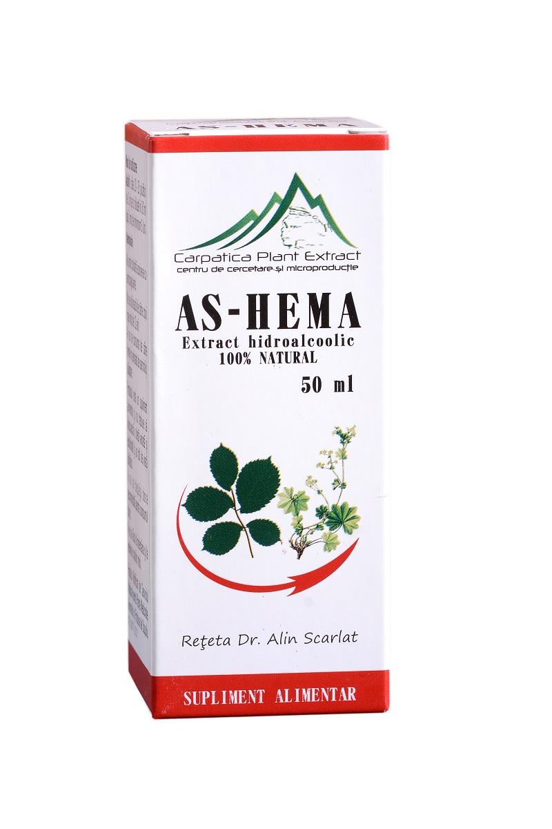 AS - Hema, 50 ml, Carpatica Plant Extract drmax poza