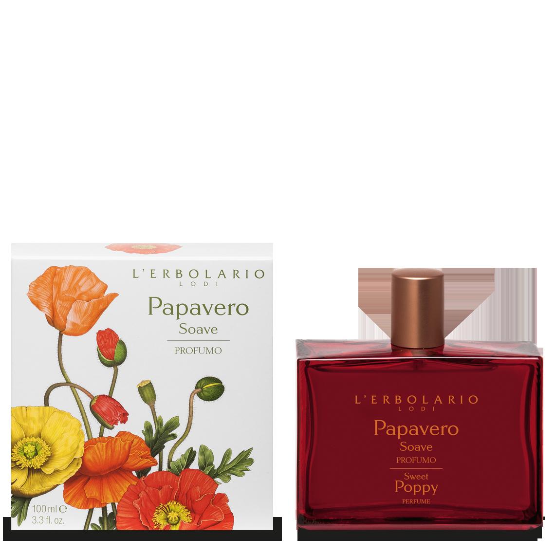 L'Erbolario, Apa de parfum Papavero, 100ml