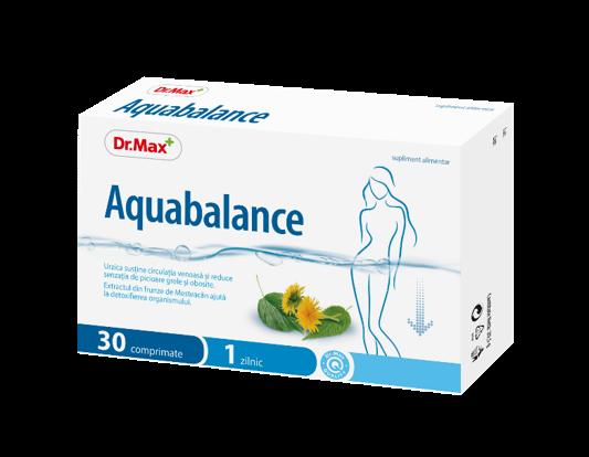 Dr.Max Aquabalance, 30 comprimate filmate imagine produs 2021