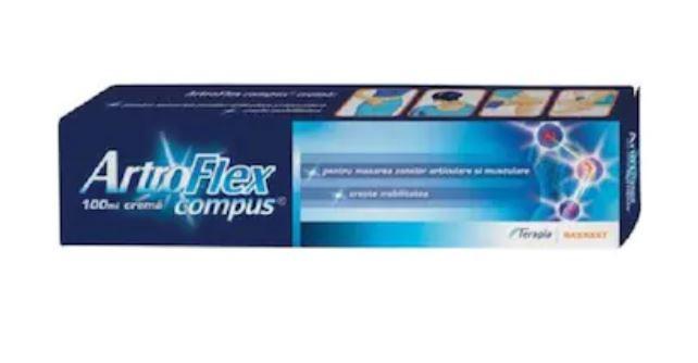 Crema ArtroFlex Compus, 100ml, Terapia drmax.ro