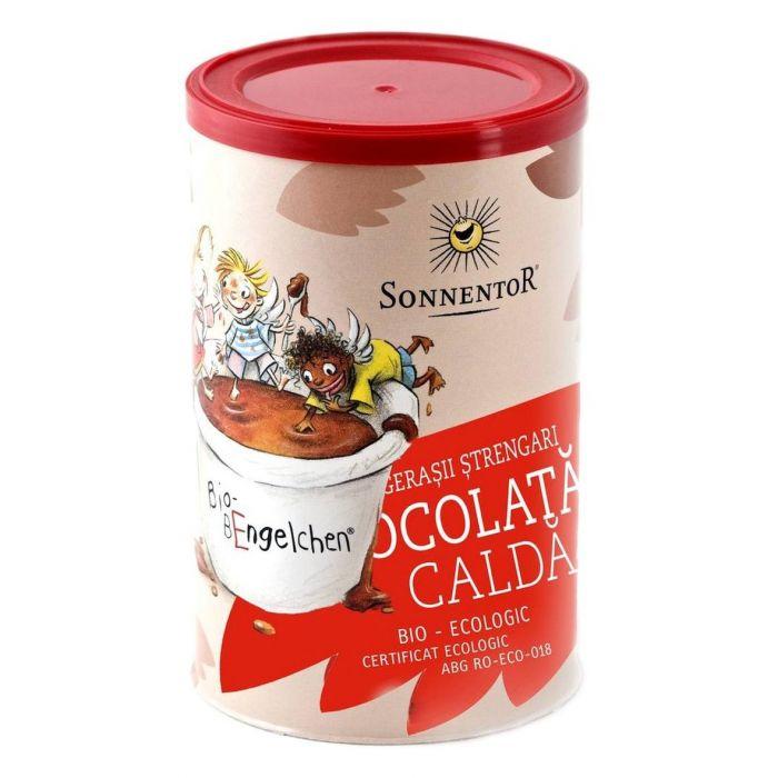 Ciocolata Calda Bio Ingerasii Strengari, 300g, Sonnentor drmax.ro
