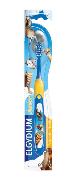 Periuta de dinti pentru copii Ice Age, 7-12 ani, Elgydium Kids la preț mic imagine