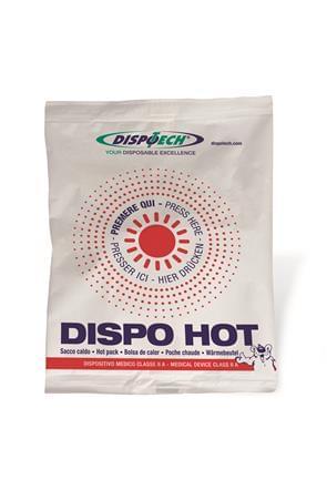 Compresa calda instant 14 x 18cm, 1 bucata, Dispotech drmax.ro