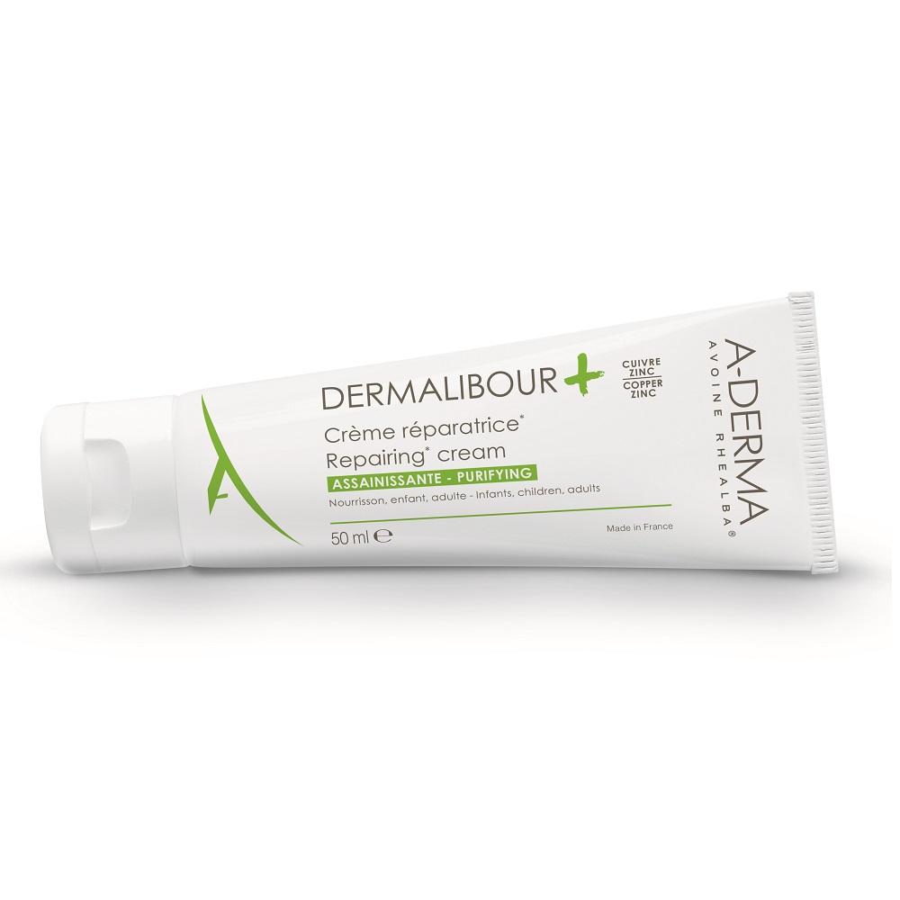 Crema antiiritatii Dermalibour+, 50 ml, A-Derma imagine produs 2021