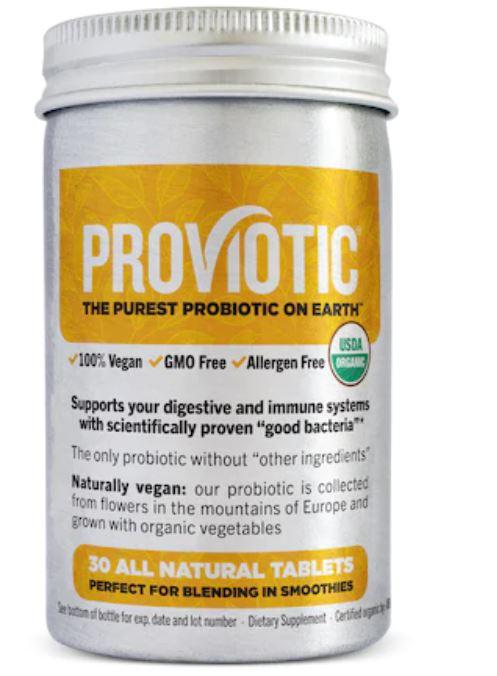 ProViotic 400mg, 30 comprimate masticabile, Esvida Pharma imagine produs 2021