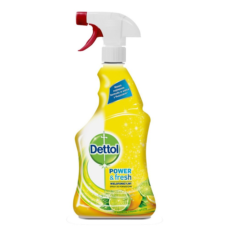 Spray multifunctional Lemon & Lime, 500ml, Dettol imagine produs 2021