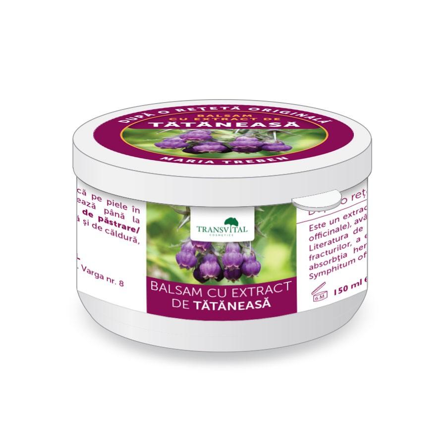 Balsam cu extract de tataneasa, 150ml, Transvital imagine produs 2021