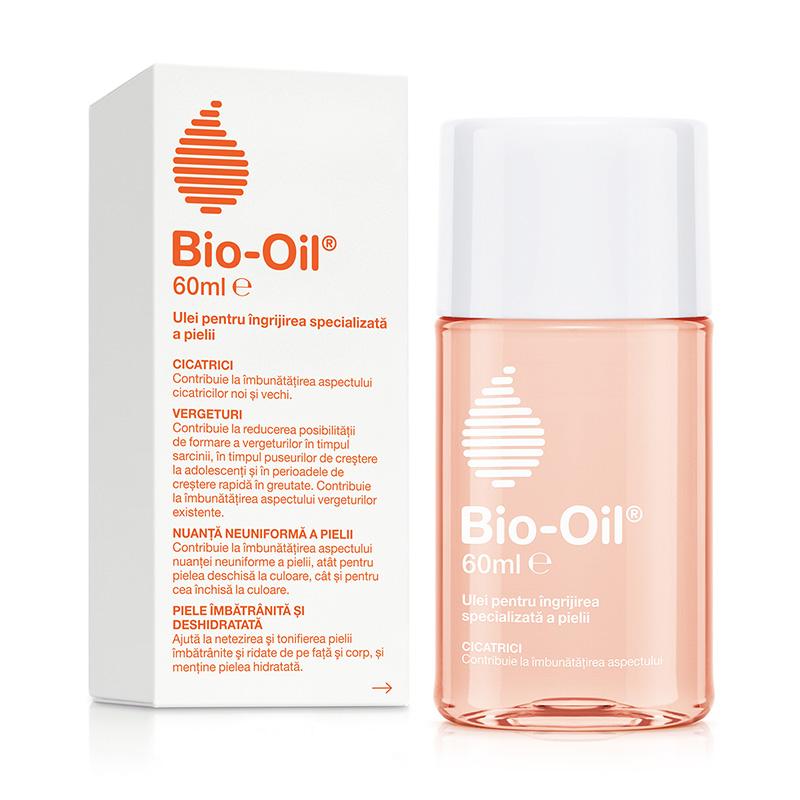 Ulei pentru ingrijirea pielii, 60ml, Bio-Oil drmax.ro