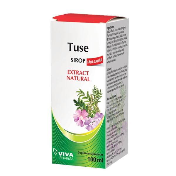 Sirop de tuse, 100 ml, Vitalia drmax.ro