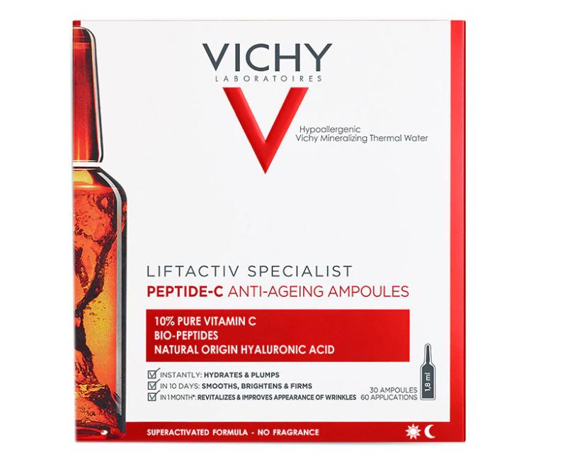 Fiole antirid Liftactiv Specialist Peptide-C, 30x1.8ml, Vichy
