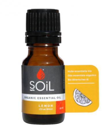 Ulei Esential Lamaie 100% Organic Ecocert, 10ml, Soil drmax.ro