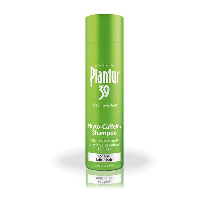 Sampon par fin si delicat 39 Phyto-Caffeine, 250 ml, Dr. Plantur