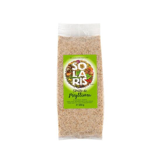 Tarate de Psyllium, 100g, Solaris drmax.ro