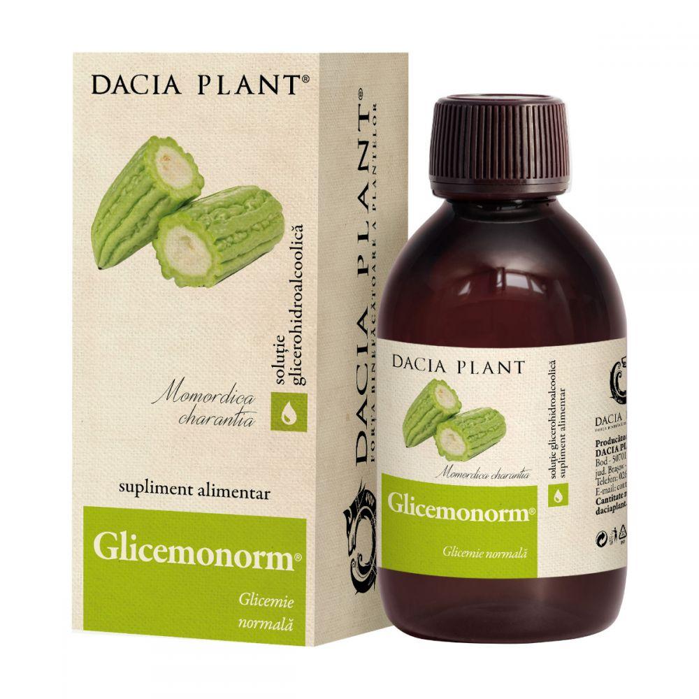 Tinctura Glicomonorm, 200ml, Dacia Plant drmax.ro