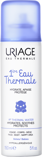 Apa termala spray 1er Bebe, 150ml, Uriage imagine produs 2021
