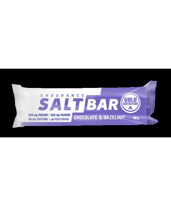 Baton Endurance sarat ciocolata si alune, 40g, Gold Nutrition