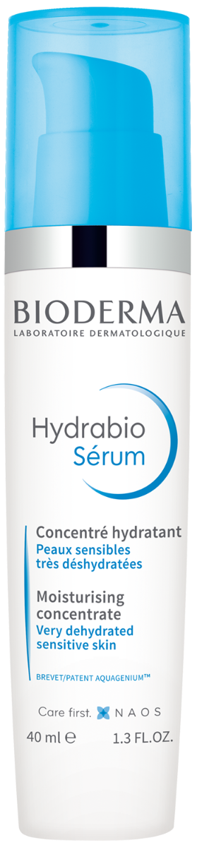 Ser tratament intensiv ten foarte deshidratat Hydrabio, 40ml, Bioderma drmax.ro