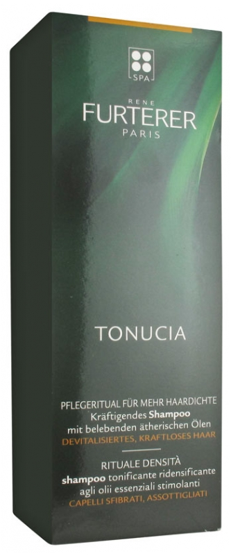 Sampon tonifiant și densificator pentru par matur și fin Tonucia, 200 ml, Rene Furterer