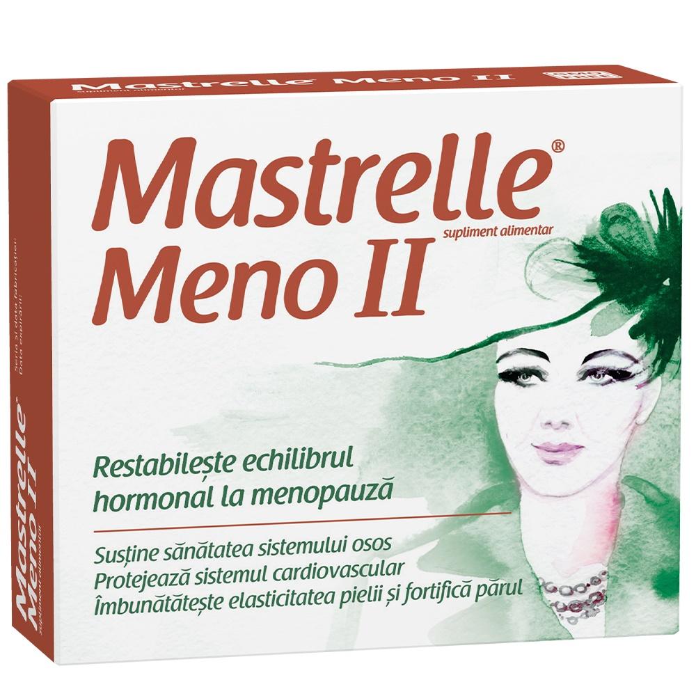 Mastrelle Meno II, 30 capsule, Fiterman imagine produs 2021