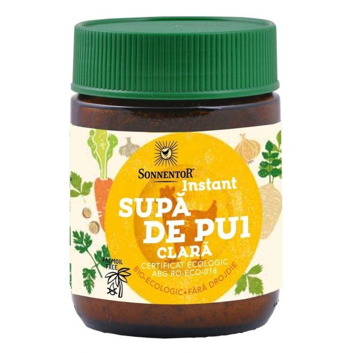 Supa Bio de Pui Instant, 100g, Sonnentor drmax.ro
