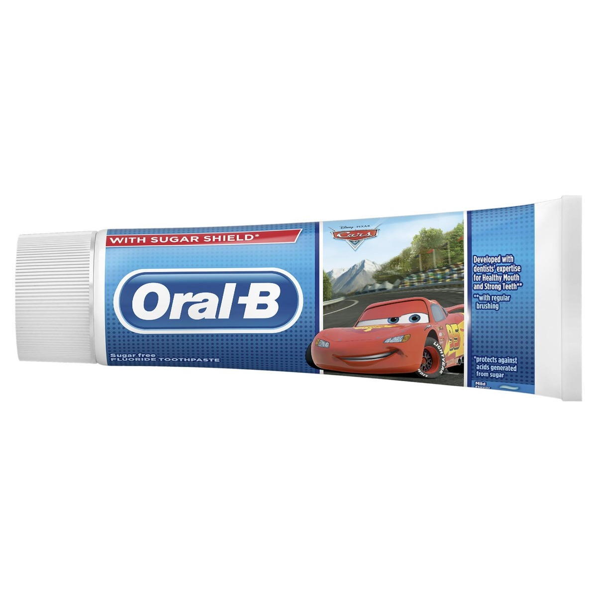 Pasta dinti Stages Cars 3-5 ani, 75ml, Oral-B drmax.ro
